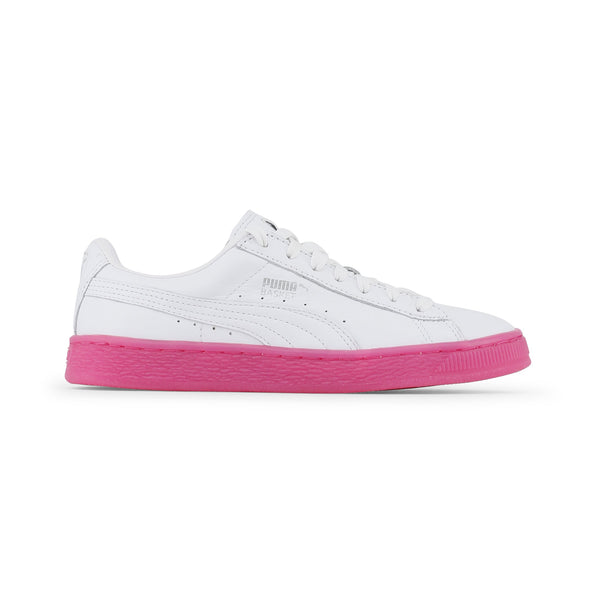 Puma white,deeppink Women Sneakers