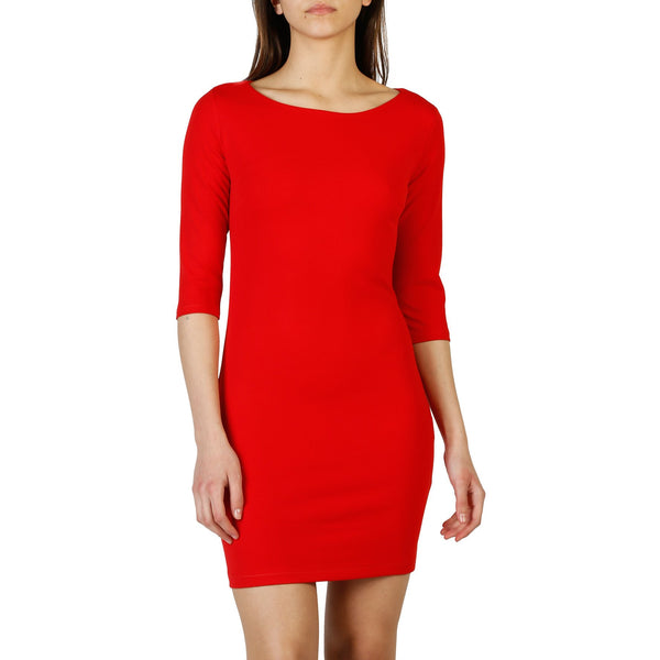 Lokita Red Women Dresses
