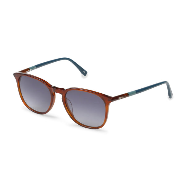 Lacoste saddlebrown,gray Unisex Sunglasses
