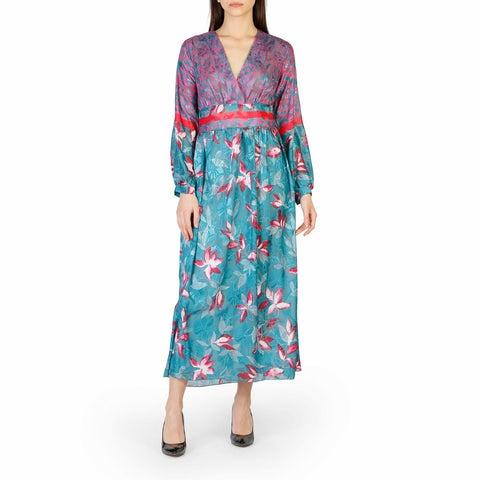 Sistes seagreen,orchid Women Dresses