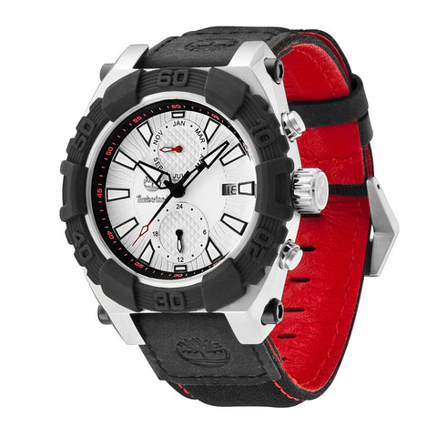 Timberland black,red Men Watches