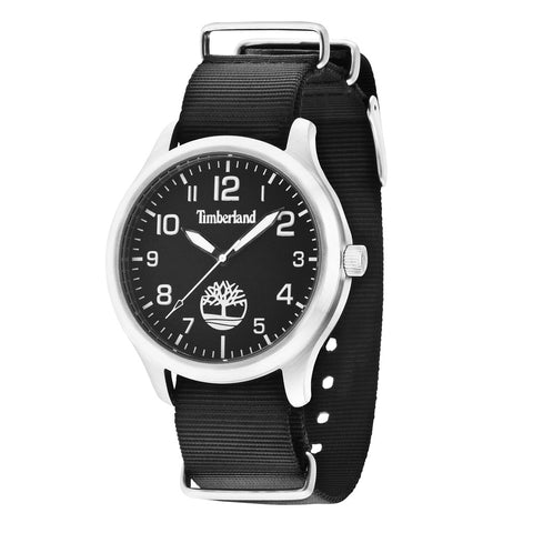 Timberland black,silver Men Watches