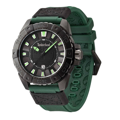 Timberland seagreen,black Men Watches