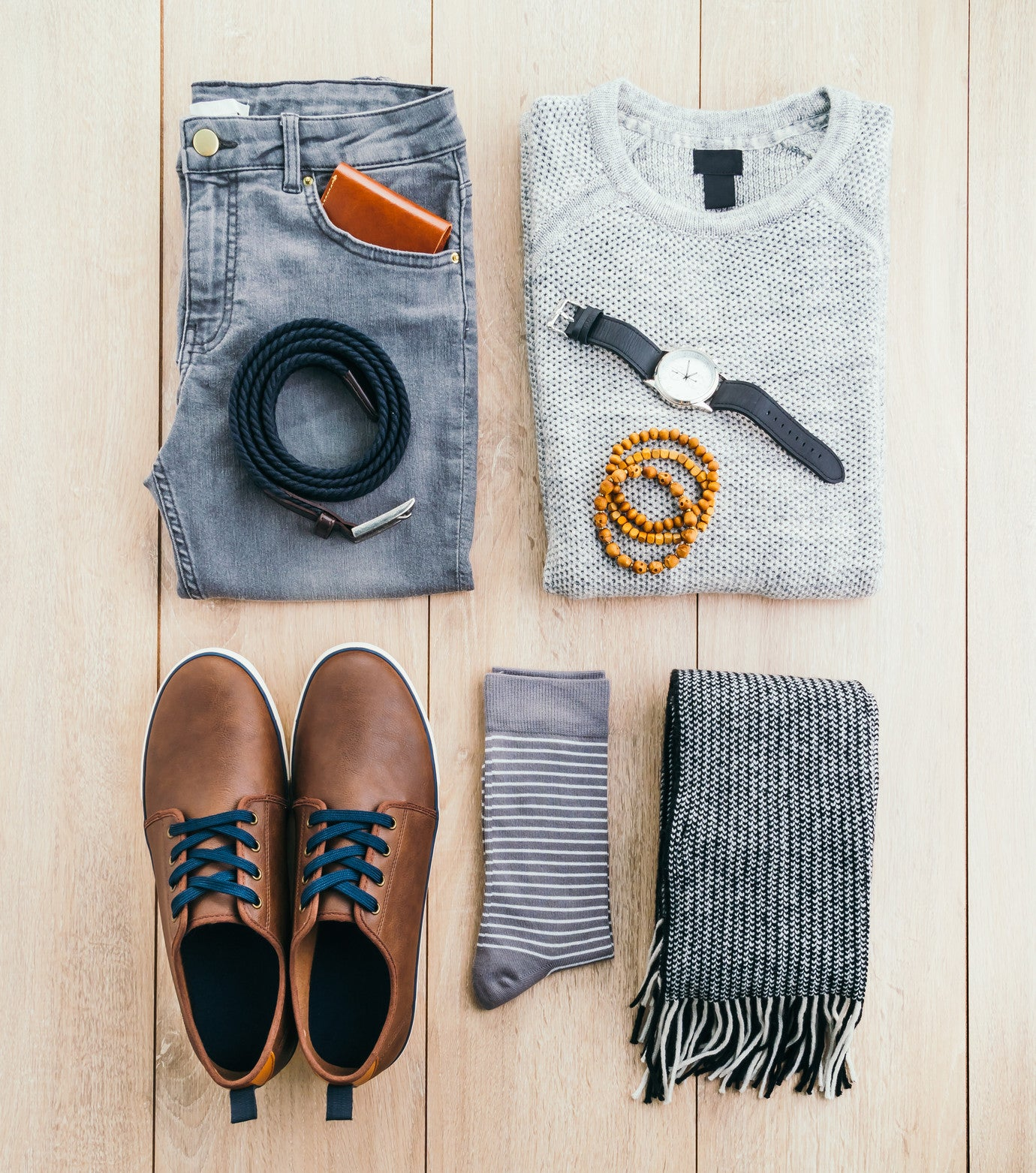 Wide Clothes Collection For Men