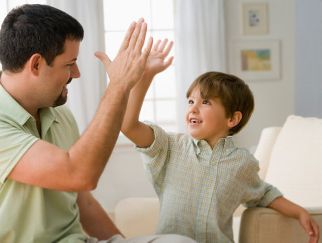 How to praise the child