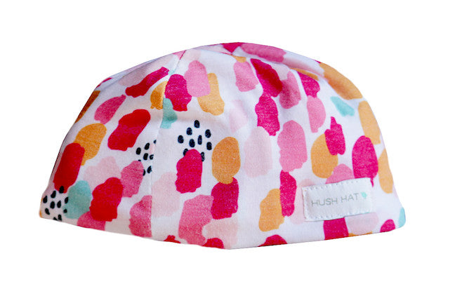 HUSH Hat™ Sherbet- Noise Reducing Design