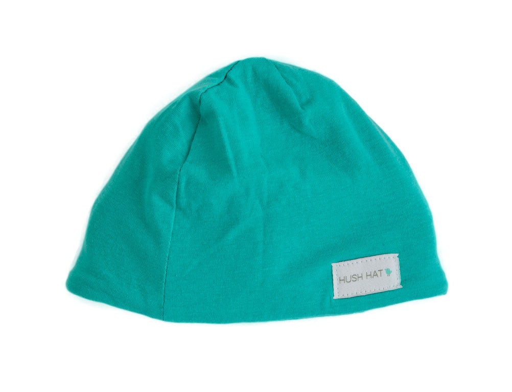 HUSH Hat™ Topaz-Noise Reducing Design