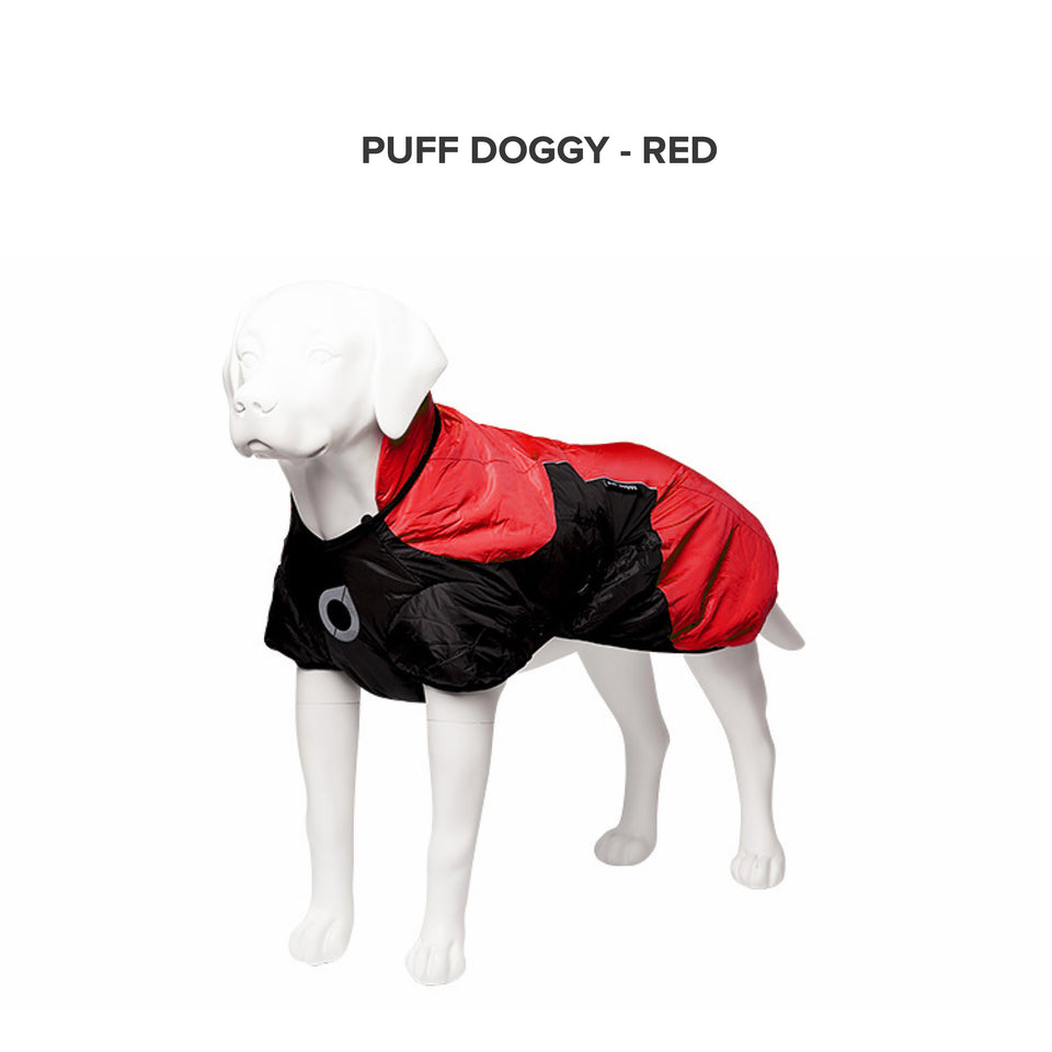 Puff Doggy Hybrid Jacket