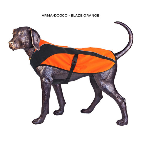 Arma-Doggo - Warm, Weatherproof & Reflective