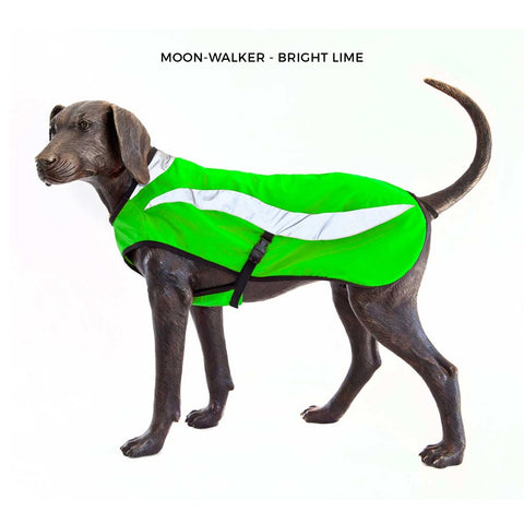 Moon-Walker - High Visibility Rain Shell