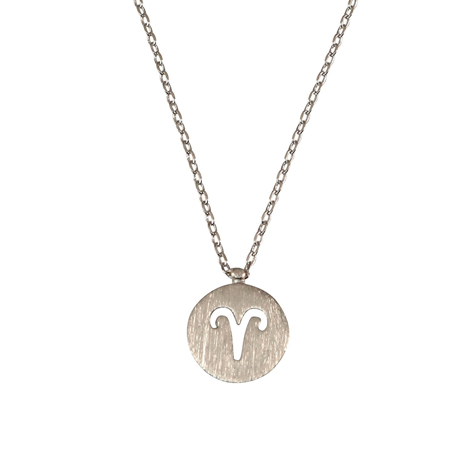 aquarius baublebar zodiac necklace pendant