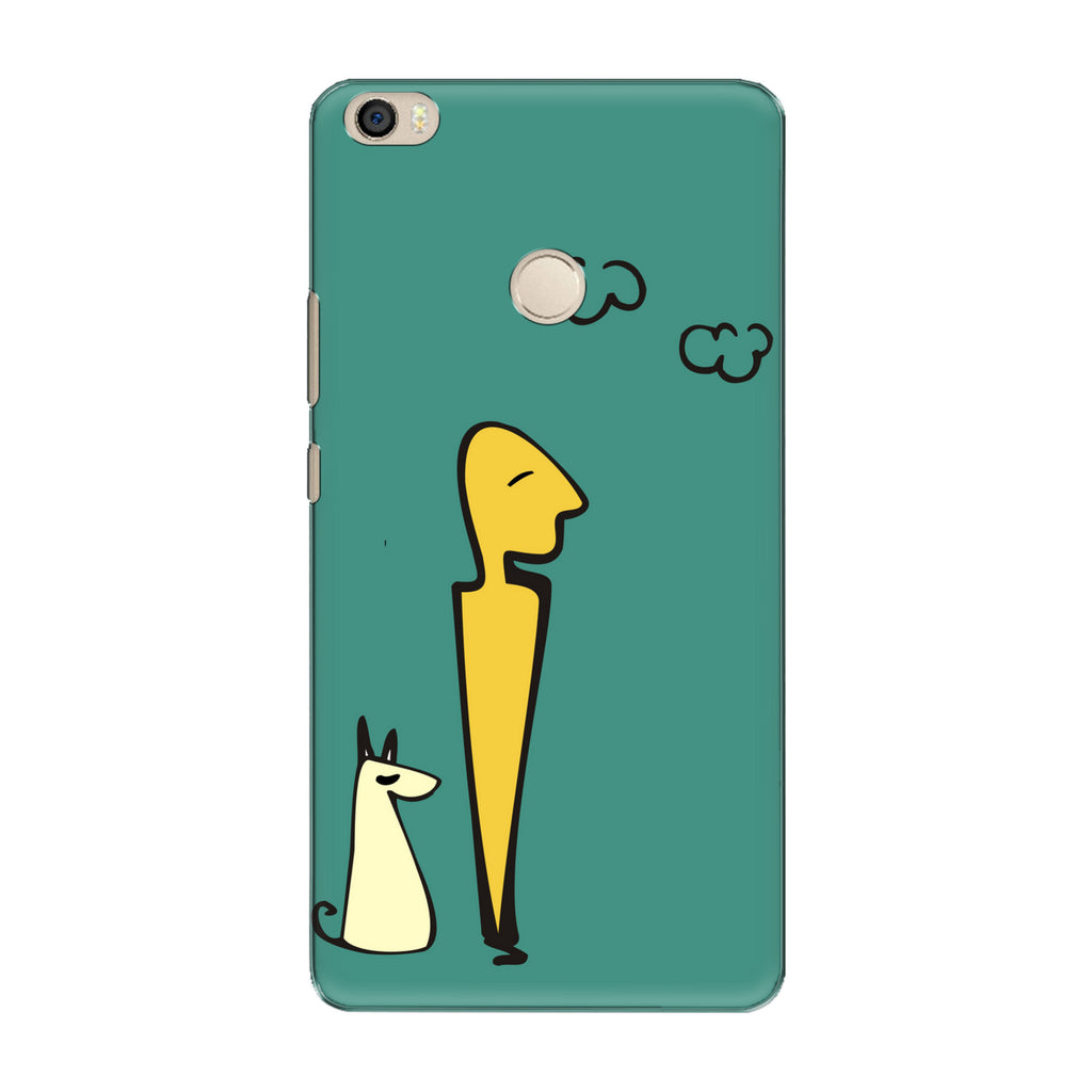 Hang Out phone back cover for Xiaomi Mi Max