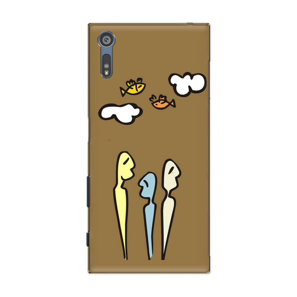 Dream Together phone back cover for Sony Xperia XZ