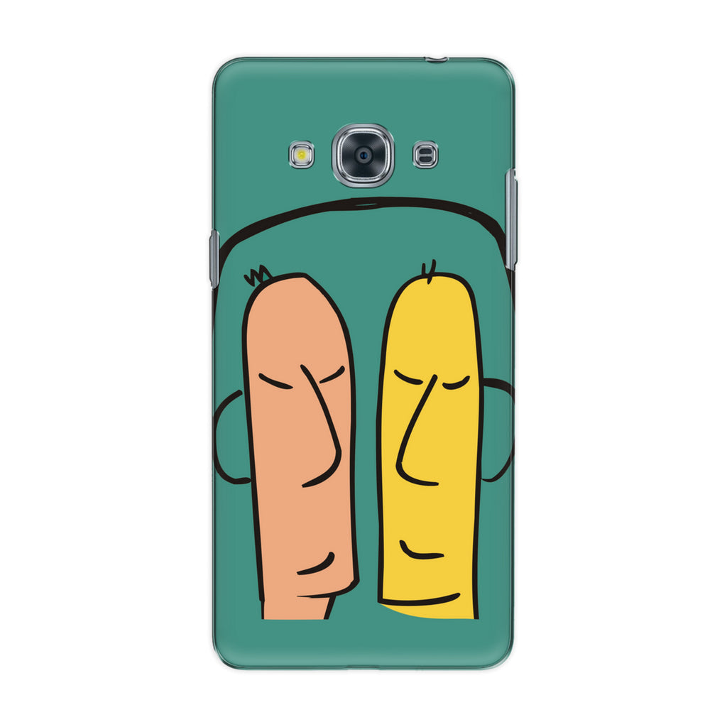 Share what you love phone back cover for Samsung Galaxy J3 Pro