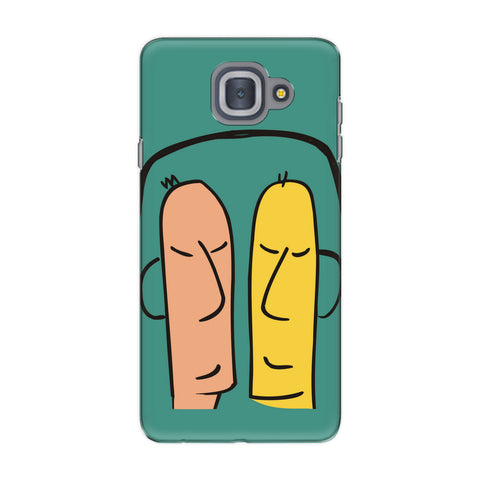 Share what you love phone back cover for Samsung Galaxy J7 Max