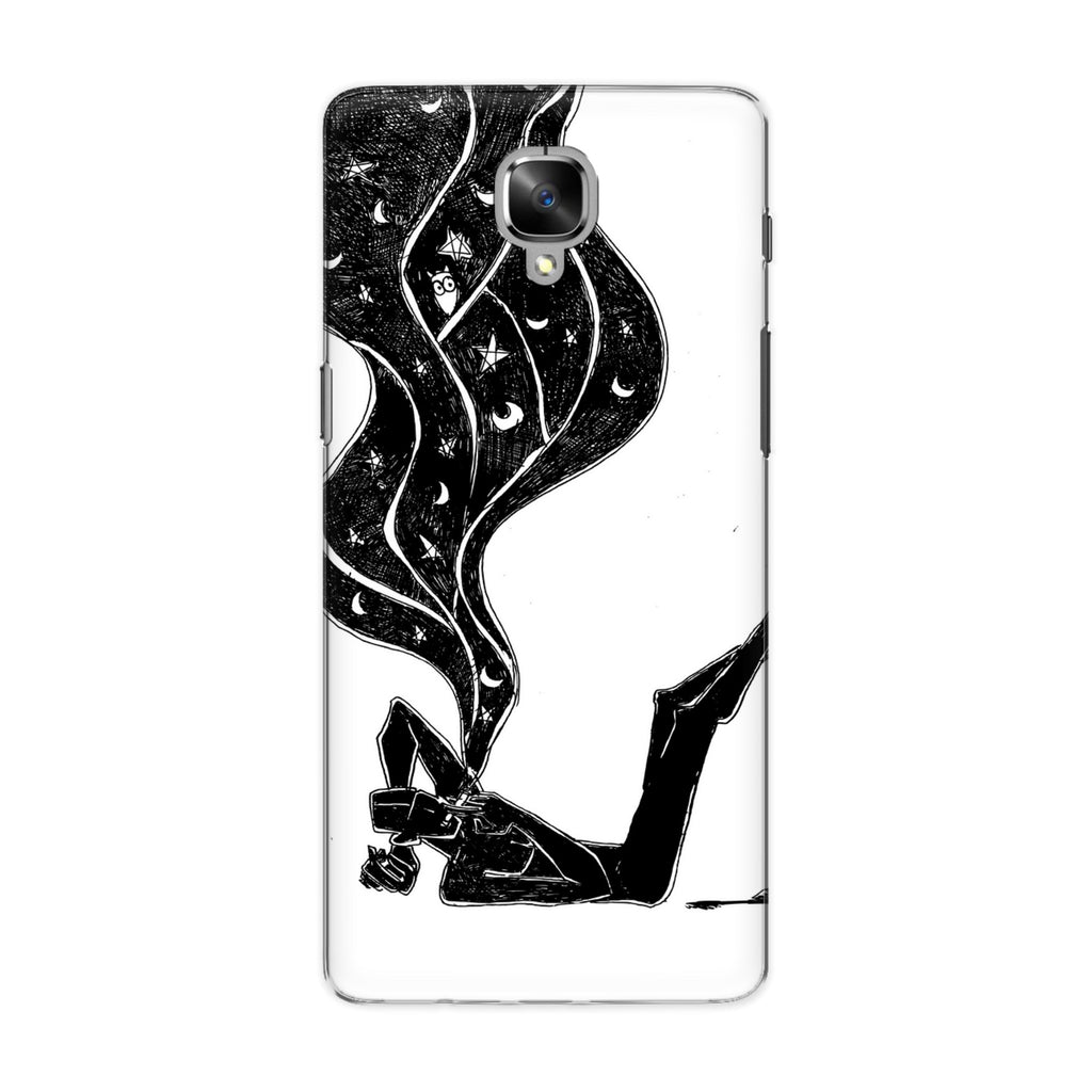Dreamer 02 phone back cover for Oneplus 3T