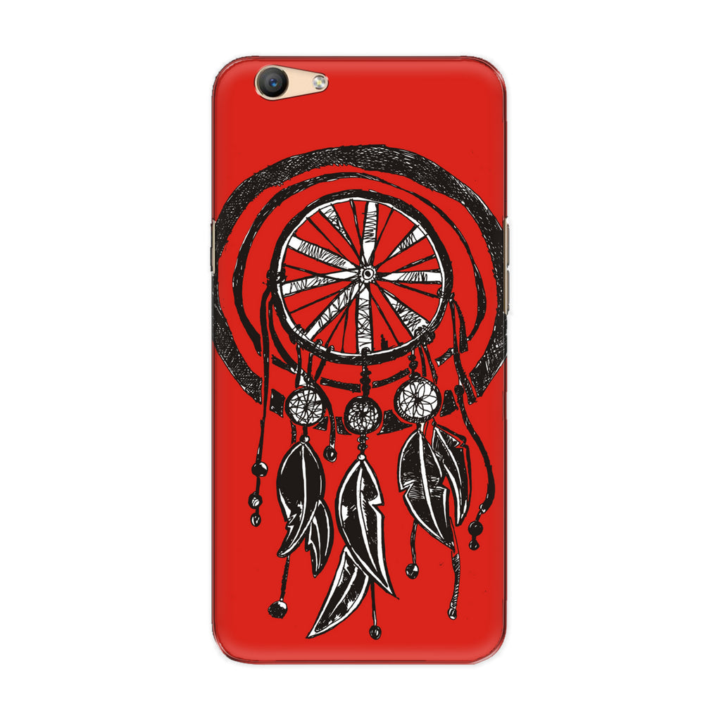 Dream Catcher phone back cover for Oppo F1s