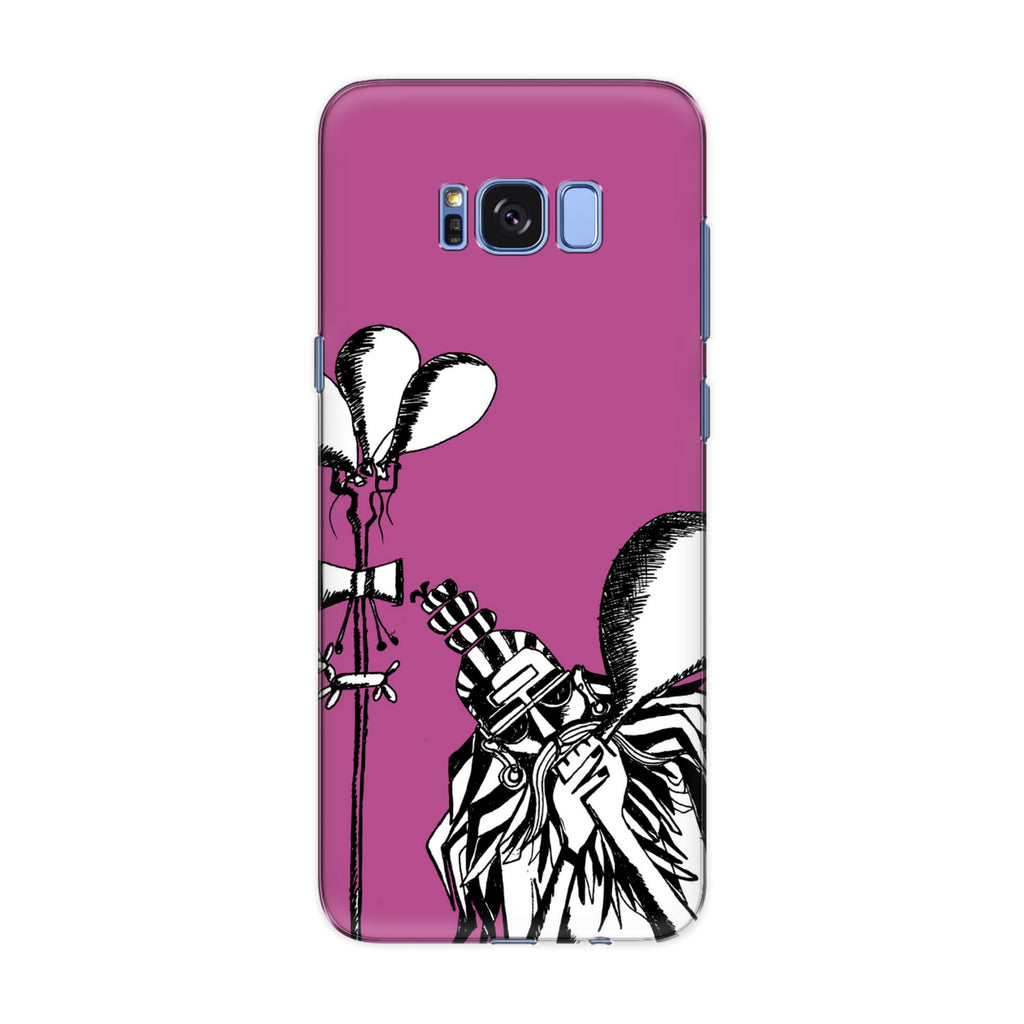 Rehab phone back cover for Samsung Galaxy S8