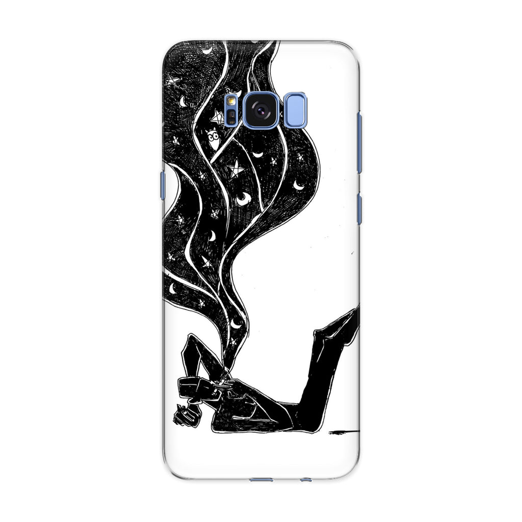 Dreamer 02 phone back cover for Samsung Galaxy S8