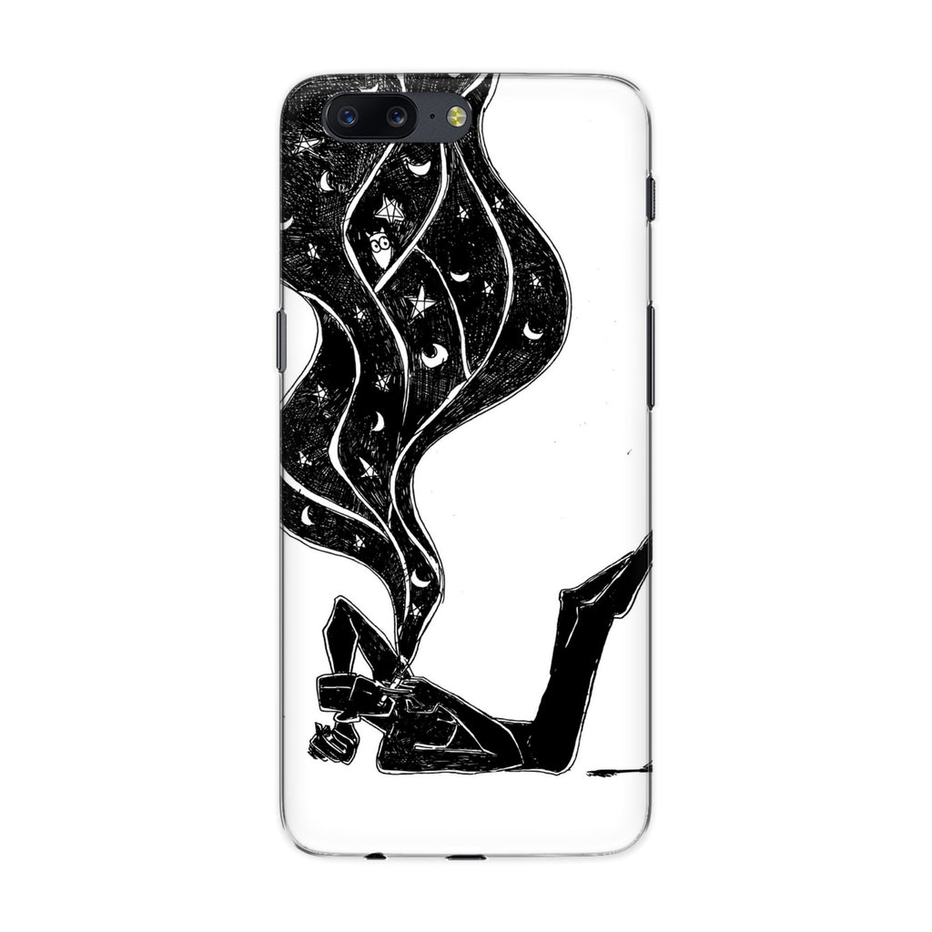 Dreamer 02 phone back cover for Oneplus 5
