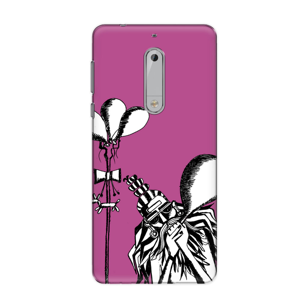 Rehab phone back cover for Nokia 5