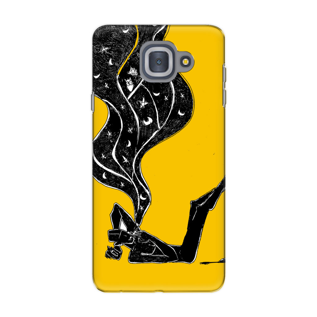 Dreamer 01 phone back cover for Samsung Galaxy J7 Max