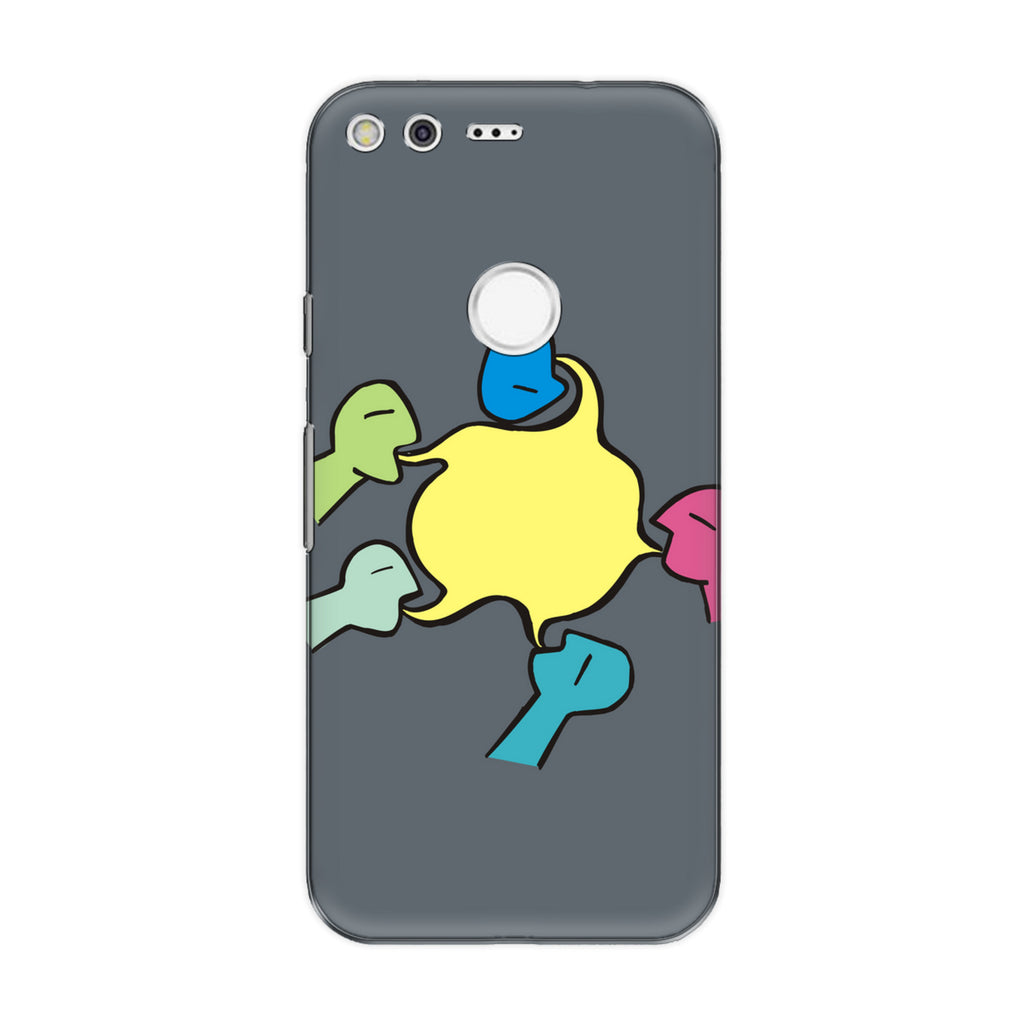 One Voice phone back cover for Google Pixel