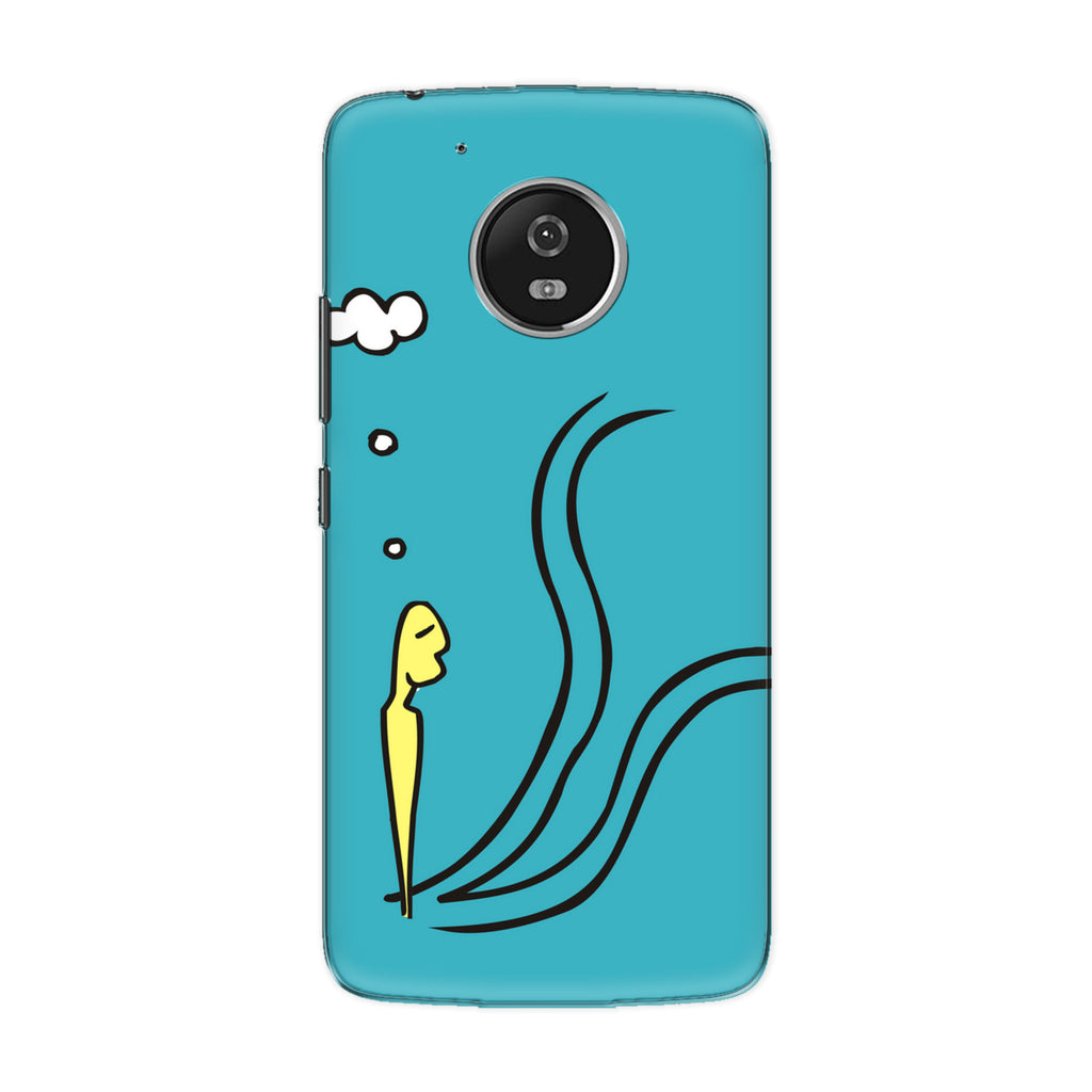 Choices phone back cover for Motorola Moto G5 Plus