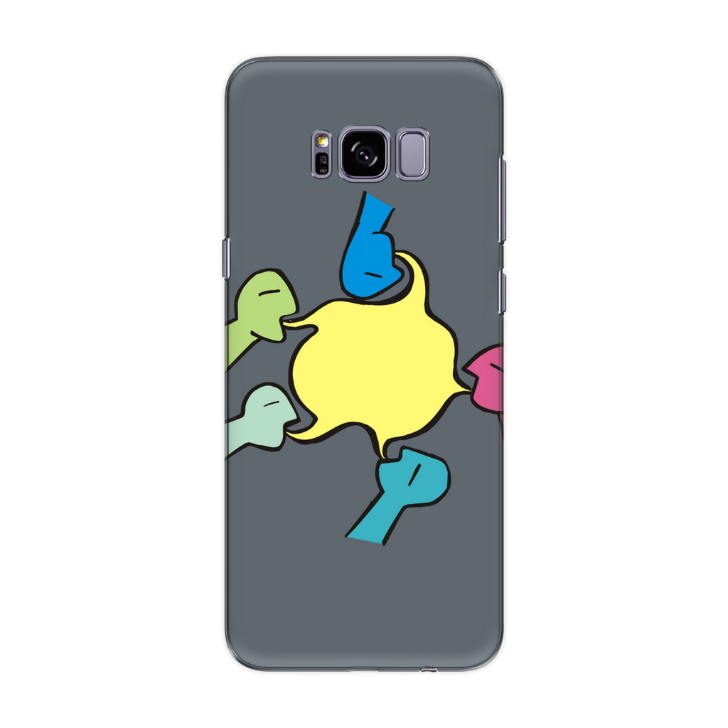 One Voice phone back cover for Samsung Galaxy S8 Plus