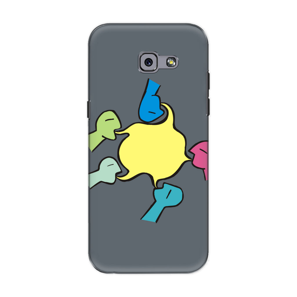 One Voice phone back cover for Samsung Galaxy A5 (2017)