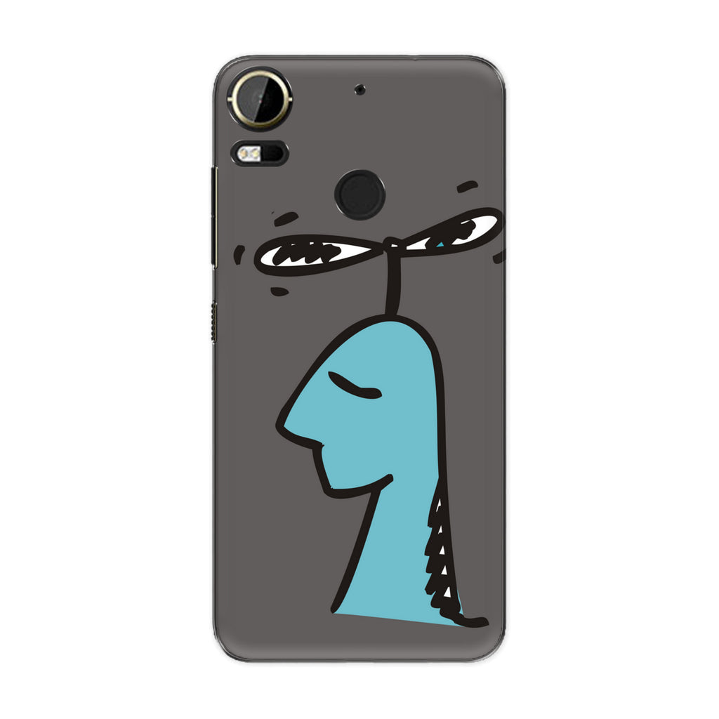 Elevate phone back cover for HTC Desire 10 Pro