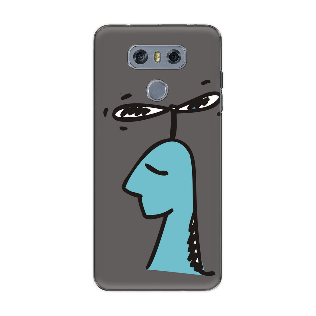 Elevate phone back cover for LG G6