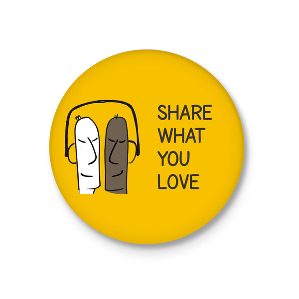 Share What You Love