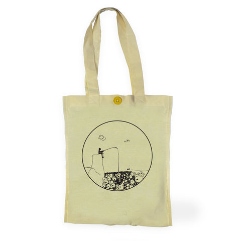 Lock Fisher - Totebag