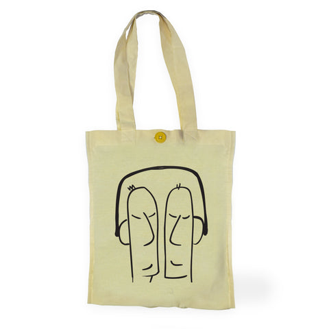 Share what you love - Totebag