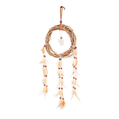 Quartz Cluster Dream Weaver - The Woven Dream  - 1