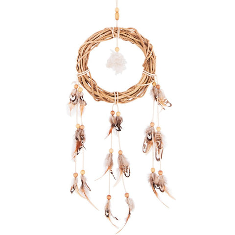 Multi Point Quartz Cluster Dream Weaver - The Woven Dream  - 1
