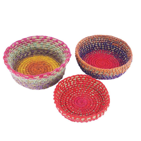 Set of 3 Baskets - The Woven Dream  - 1