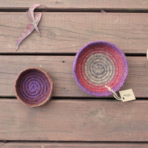 Set of 2 Baskets - The Woven Dream  - 1