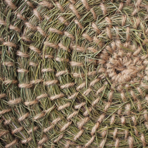 Wooly-Bush Wall and Table Art - The Woven Dream  - 3