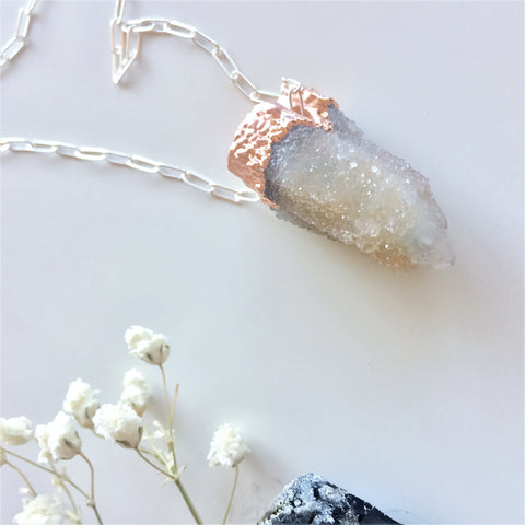 Spirit Quartz Necklace