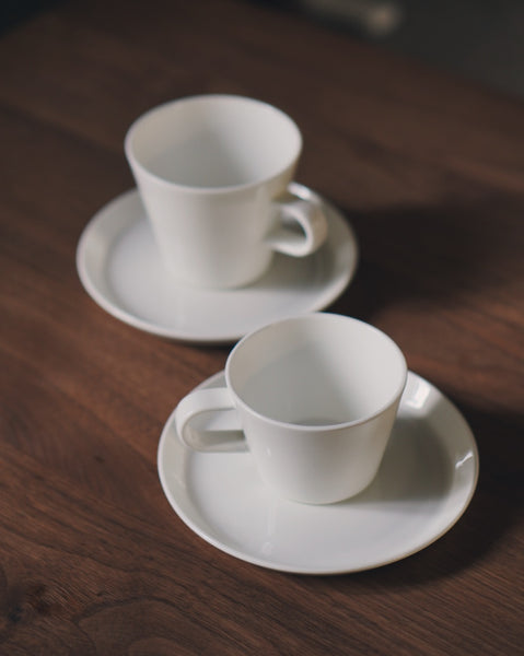 ACME Roman Cups White (Pack of 6)