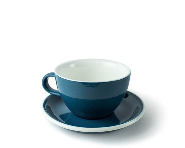 ACME Latte 280 ml + Saucer EVO (Pack of 6)