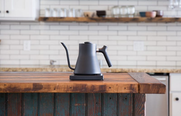 STAGG EKG Electronic Pour-Over Kettle BLACK