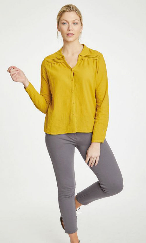 ATLANTA- Organic Cotton Blouse