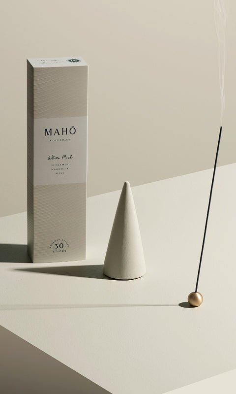 MAHO- White Musk Sticks