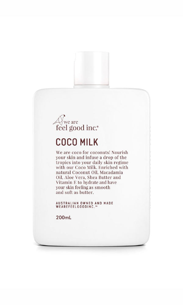 WE R FEEL GOOD- Coco Milk