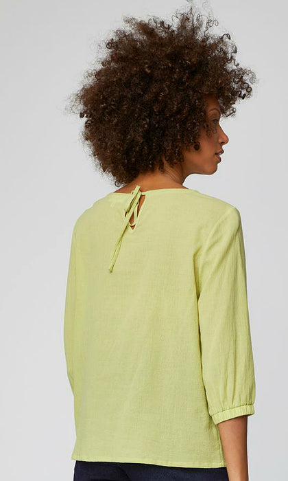 EILEEN- Organic Cotton Blouse