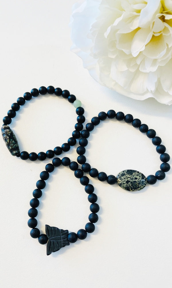 FRIENDSHIP- Stone Bracelets