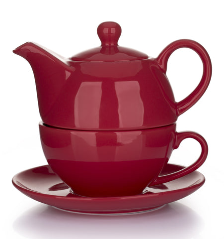 Tea For One - Red